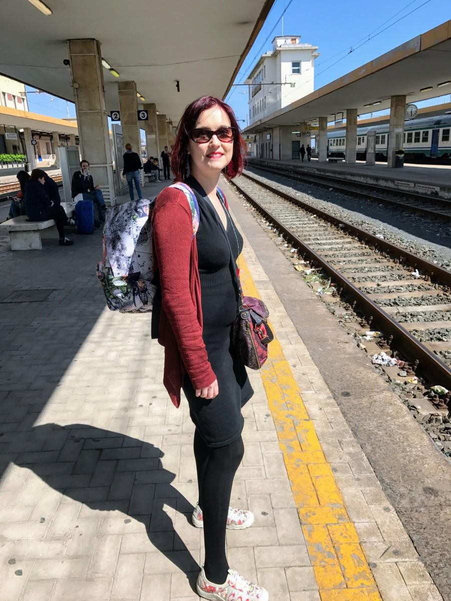 Miten matkustat Italiassa junalla: käyttöohjeet
