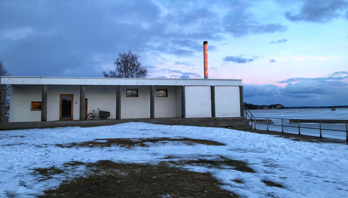 Turistina Helsingissä: Kulttuurisauna — plussat ja miinukset